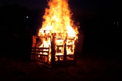 Fasnetsverbrennung 2018