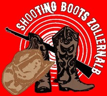 shooting boots
