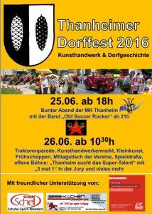 Dorffest16